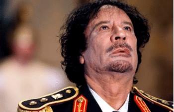 | Libyan leader Muammar Gadaffi | MR Online