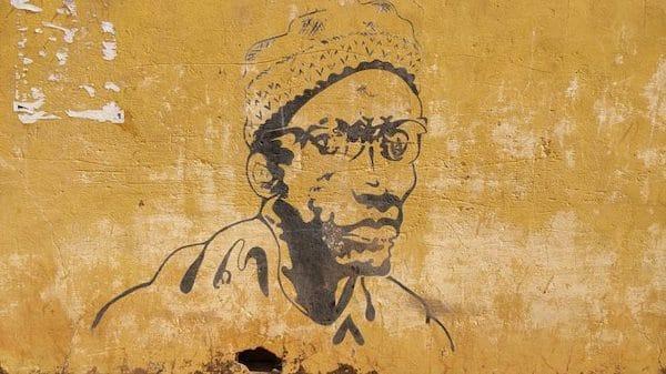 | Amílcar Cabral painting in Bafatá | MR Online