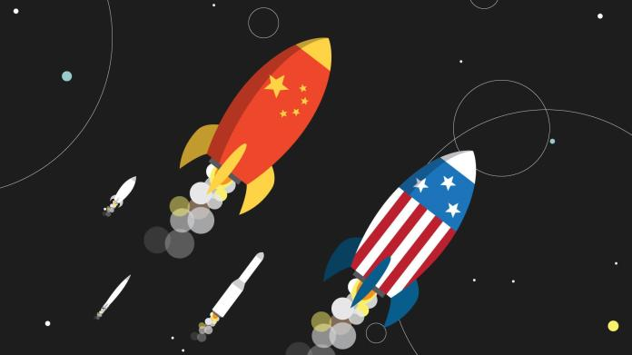   Space arms race as Russia China emerge as rapidly growing threats to US   MR Online