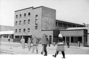  The Bantu Social Centre now Beatrice Street YMCA at 29 Beatrice Street in Durban 1953   MR Online