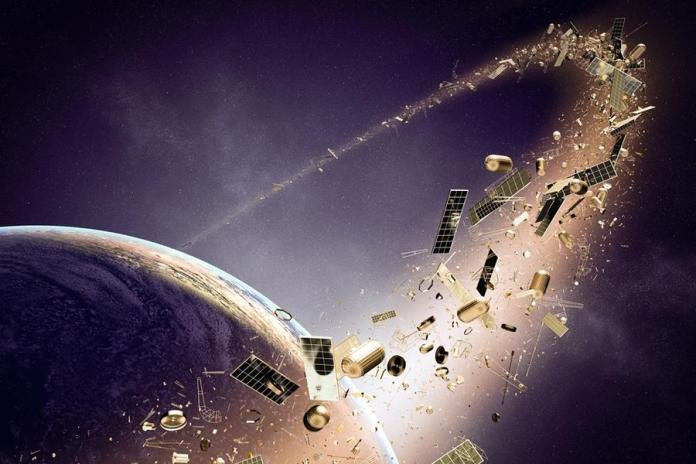 Space junk: The cluttered frontier   MIT News   Massachusetts Institute of Technology
