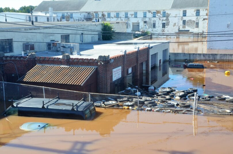 | Flooding in Norristown PA from remains of Hurricane Ida September 2 2021 | MR Online