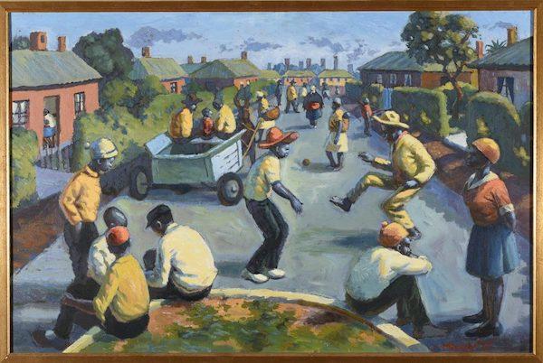 MR Online | Milwa Mnyaluza George Pemba South Africa New Brighton Port Elizabeth 1977 | MR Online