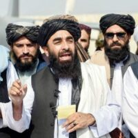 Taliban takes control of Kabul Airport, August 31, 2021