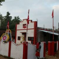 Keelvenmany martyrs memorial by Communist Party of India Marxist