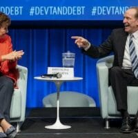 """MD Kristalina Georgieva conversation with World Bank's David Malpass"""