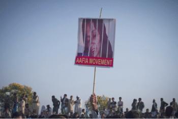   Aafia Siddiqui   MR Online