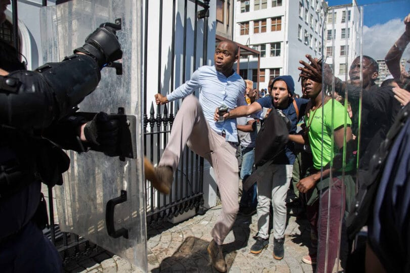 | Student protest over fee increases | MR Online