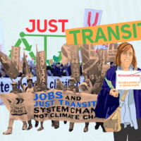 Climate Justice and Just Transition