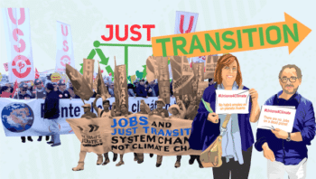 | Climate Justice and Just Transition | MR Online