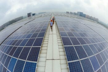 | Photovoltaics atop a railway station in Hangzhou | MR Online