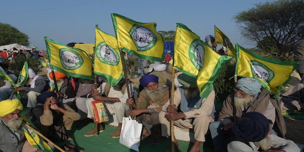 | Farmers protesting Indias new agricultural laws in 2020 | MR Online