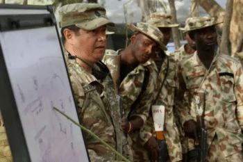 | US Army soldiers deployed to Nigeria Armys School of infantry trained more than 200 Nigerian soldiers in 2018 | MR Online