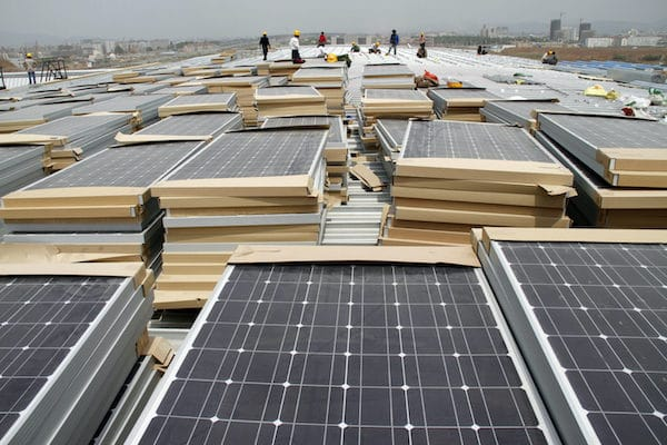 MR Online | To meet its climate goals China needs to more than double its wind and solar power generation capacity in the coming decade | MR Online
