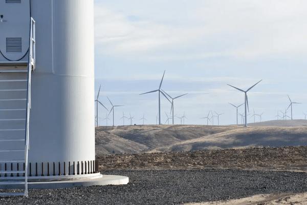 | Wind turbines in Oregon | MR Online