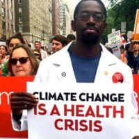 'Climate change is the single biggest health threat facing humanity'