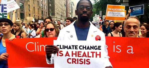 MR Online | Climate change is the single biggest health threat facing humanity | MR Online