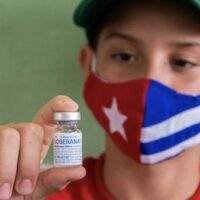 Last month, on September 6, Cuba began immunizing its pediatric population and became the first country in the world to inoculate children from the age of two.