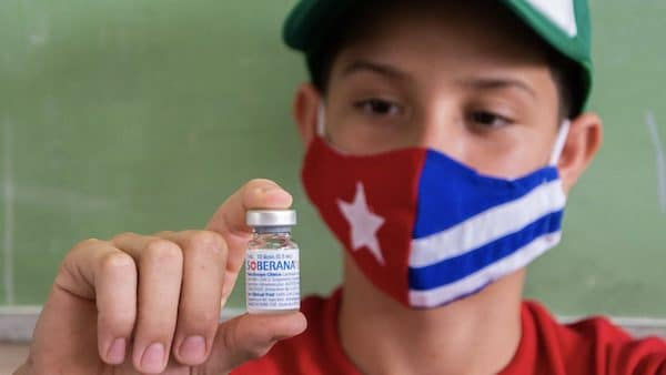 MR Online | Last month on September 6 Cuba began immunizing its pediatric population and became the first country in the world to inoculate children from the age of two | MR Online