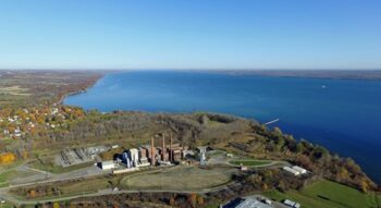   The Greenidge bitcoin mining facility and frackedgas power plant mar the landscape of Seneca Lakes west shore   MR Online