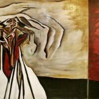 Jaime de Guzman (Philippines), Metamorphosis II, 1970.