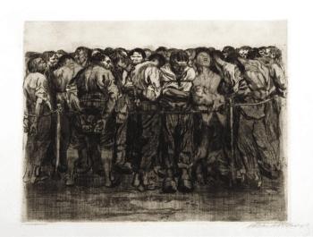 | Käthe Kollwitz Germany Die Gefangenen The Prisoners 1908 | MR Online