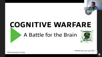 | Cognitive warfare | MR Online