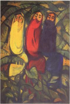 | Quamrul Hassan Bangladesh Three Women 1955 | MR Online