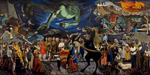 | Rafael Tufiño Figueroa Puerto Rico La plena 195254 | MR Online