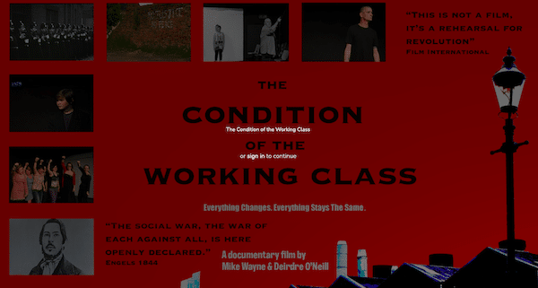 MR Online | The Condition of the Working Class | MR Online