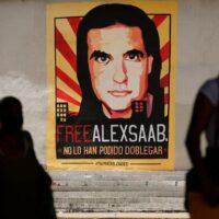 Caracas has demanded the release of businessman Alex Saab.