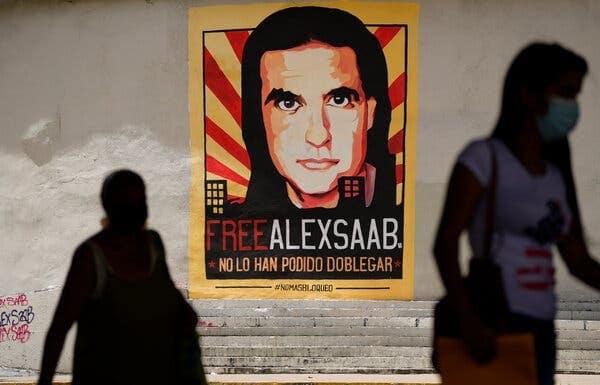 MR Online | Caracas has demanded the release of businessman Alex Saab | MR Online