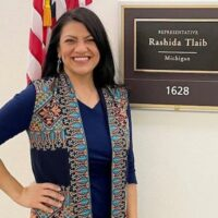 REP. RASHIDA TLAIB, FROM HER FACEBOOK PAGE.